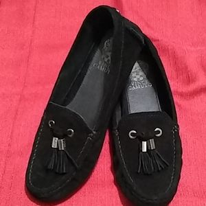 🌹Vince Camuto suede loafer